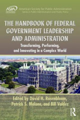 Omslag - The Handbook of Federal Government Leadership and Administration