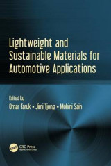 Omslag - Lightweight and Sustainable Materials for Automotive Applications