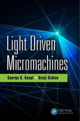 Omslag - Light Driven Micromachines