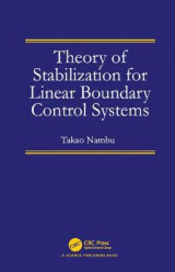 Omslag - Stabilization Theory for Linear Boundary Control Systems