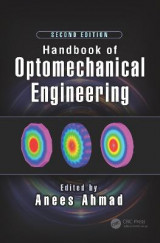 Omslag - Handbook of Optomechanical Engineering