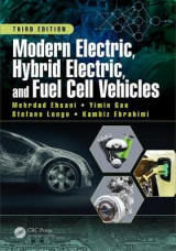Omslag - Modern Electric, Hybrid Electric, and Fuel Cell Vehicles, Third Edition
