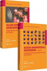 Omslag - Silicon Nanomaterials Sourcebook, Two-Volume Set