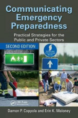 Omslag - Communicating Emergency Preparedness