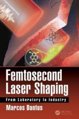 Omslag - Femtosecond Laser Shaping