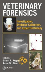 Omslag - Veterinary Forensics