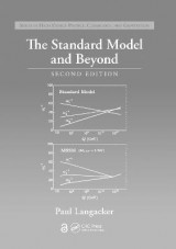Omslag - The Standard Model and Beyond, Second Edition