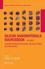 Omslag - Silicon Nanomaterials Sourcebook: Volume One