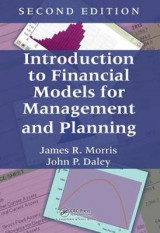 Omslag - Introduction to Financial Models for Management and Planning