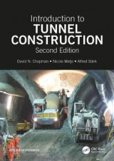 Omslag - Introduction to Tunnel Construction, Second Edition