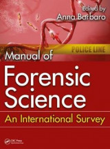 Omslag - Manual of Forensic Science