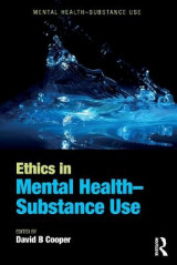 Omslag - Ethics in Mental Health-Substance Use