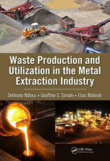 Omslag - Waste Production and Utilization in the Metal Extraction Industry