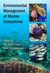Omslag - Environmental Management of Marine Ecosystems