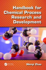 Omslag - Handbook for Chemical Process Research and Development