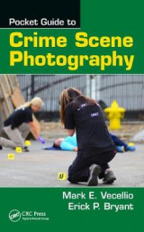 Omslag - Pocket Guide to Crime Scene Photography
