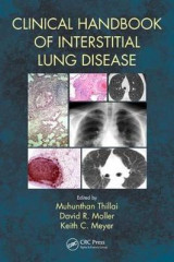 Omslag - Clinical Handbook of Interstitial Lung Disease