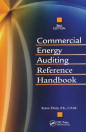Commercial Energy Auditing Reference Handbook, Third Edition av Steve Doty (Innbundet)