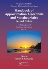 Omslag - Handbook of Approximation Algorithms and Metaheuristics