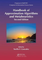 Omslag - Handbook of Approximation Algorithms and Metaheuristics, Second Edition