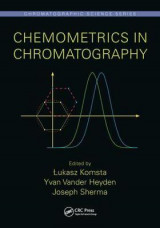 Omslag - Chemometrics in Chromatography