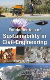 Omslag - Fundamentals of Sustainability in Civil Engineering