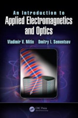 Omslag - An Introduction to Applied Electromagnetics and Optics