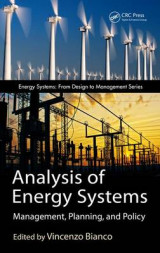 Omslag - Analysis of Energy Systems