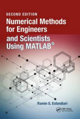 Omslag - Numerical Methods for Engineers and Scientists Using MATLAB