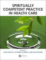 Omslag - Spiritually Competent Practice in Health Care