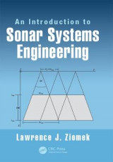 Omslag - An Introduction to Sonar Systems Engineering