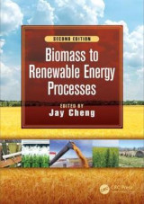 Omslag - Biomass to Renewable Energy Processes, Second Edition