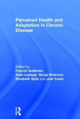 Omslag - Perceived Health and Adaptation in Chronic Disease