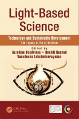 Omslag - Light-Based Science, Technology and Sustainable Development