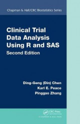 Omslag - Clinical Trial Data Analysis Using R and SAS