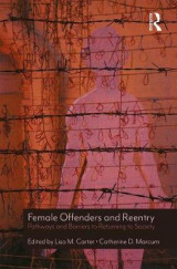 Omslag - Female Offenders and Reentry