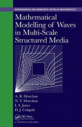 Omslag - Mathematical Modelling of Waves in Multi-Scale Structured Media