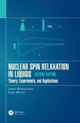 Omslag - Nuclear Spin Relaxation in Liquids