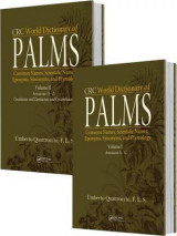 Omslag - CRC World Dictionary of Palms