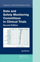 Omslag - Data and Safety Monitoring Committees in Clinical Trials