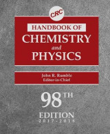 Omslag - CRC Handbook of Chemistry and Physics
