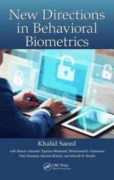 Omslag - New Directions in Behavioral Biometrics