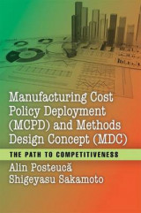 Omslag - Manufacturing Cost Policy Deployment (MCPD) and Methods Design Concept (MDC)