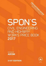 Omslag - Spon's Civil Engineering and Highway Works Price Book 2017