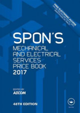 Omslag - Spon's Mechanical and Electrical Services Price Book 2017