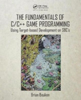Omslag - The Fundamentals of C/C++ Game Programming