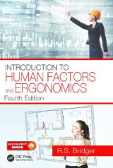 Omslag - Introduction to Human Factors and Ergonomics, Fourth Edition