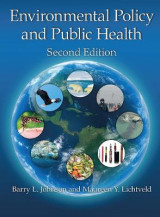 Omslag - Environmental Policy and Public Health, Second Edition