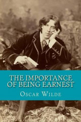 Omslag - The Importance of Being Earnest