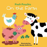 Omslag - Push Puzzles: On the Farm